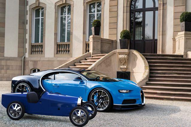 La Bugatti Baby II