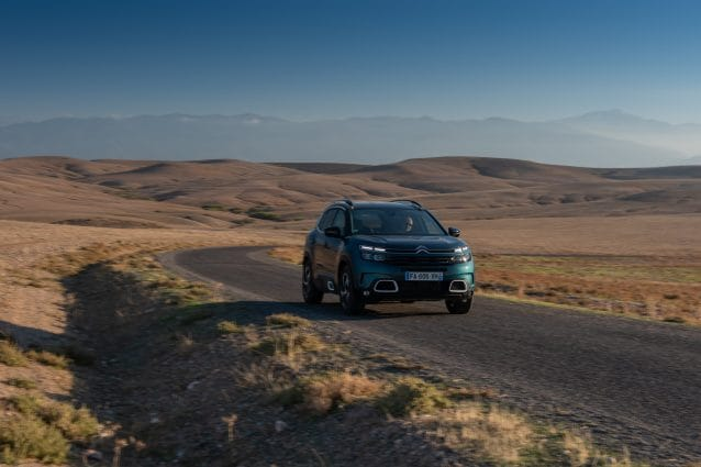 Nuovo CitroënC5 Aircross / Citroën