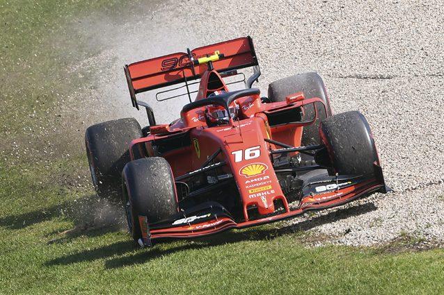 La Ferrari in Australia – Getty images