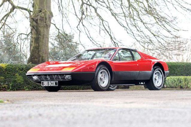 La Ferrari 365 GT4 BB di Elton John – Foto Bonhams