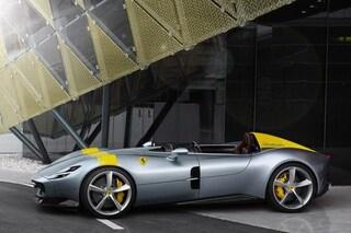 Ancora un premio per Ferrari, la Monza SP1 vince l'iF Gold Award