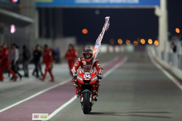 Motogp Respinto Il Reclamo Contro Ducati Il Gp Del Qatar Resta
