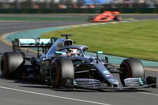 F1 GP Australia, Qualifiche: Hamilton si prende record e pole, Vettel 3° dietro Bottas