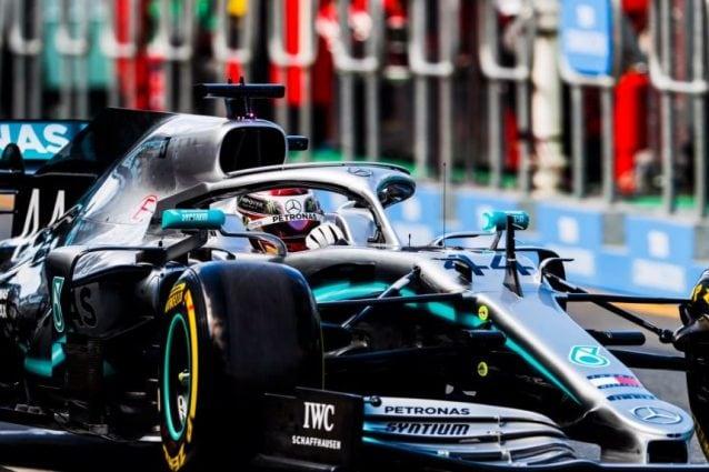 Lewis Hamilton – Mercedes