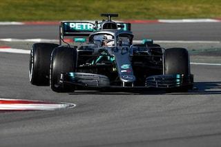 F1 Test 2 Barcellona 2019, Day-4: problema elettrico per Vettel, Mercedes a un soffio da Ferrari