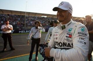Ennesimo record per Hamilton, l'inglese con Schumacher e Senna per pole su una singola pista