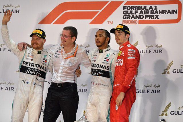 Formula 1 | Fair play Hamilton: