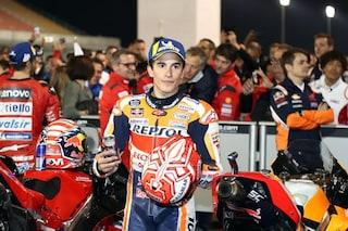 """MotoGP, Marquez: """"In Argentina vogliamo lottare per la vittoria"""""""