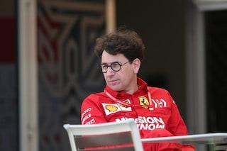 """Binotto: """"Ci saranno altre gare in cui la Ferrari lotterà per la vittoria"""""""