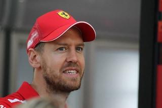 """Vettel ci crede: """"Io e Leclerc faremo il massimo per riportare il titolo in Ferrari"""""""