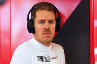 """Vettel: """"Abbiamo faticato con le gomme. Non siamo contenti, ma non potevamo fare di più"""""""