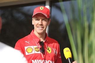 """Vettel crede nel riscatto Ferrari: """"In Bahrain la SF90 sarà competitiva"""""""