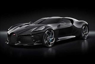 Bugatti La Voiture Noire, l'hypercar più costosa della storia