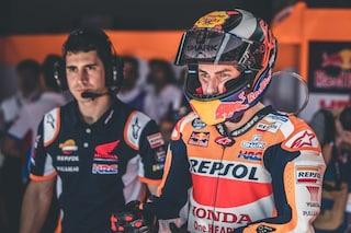 """MotoGP, Lorenzo piantato in partenza: """"Ho premuto il limitatore invece del launch control"""""""