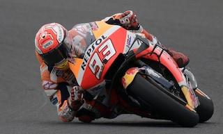MotoGP, pagelle del GP d'Argentina: Marquez super, Rossi vince il duello con Dovizioso