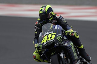 Gp Argentina: Rossi ritrova la Yamaha, Marquez è di un altro pianeta