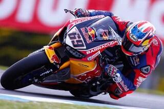 SBK, in vendita l'ultima Honda di Nicky Hayden