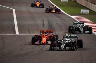 Le pagelle del GP del Bahrain: Vettel e Ferrari da incubo, Hamilton e Bottas ringraziano
