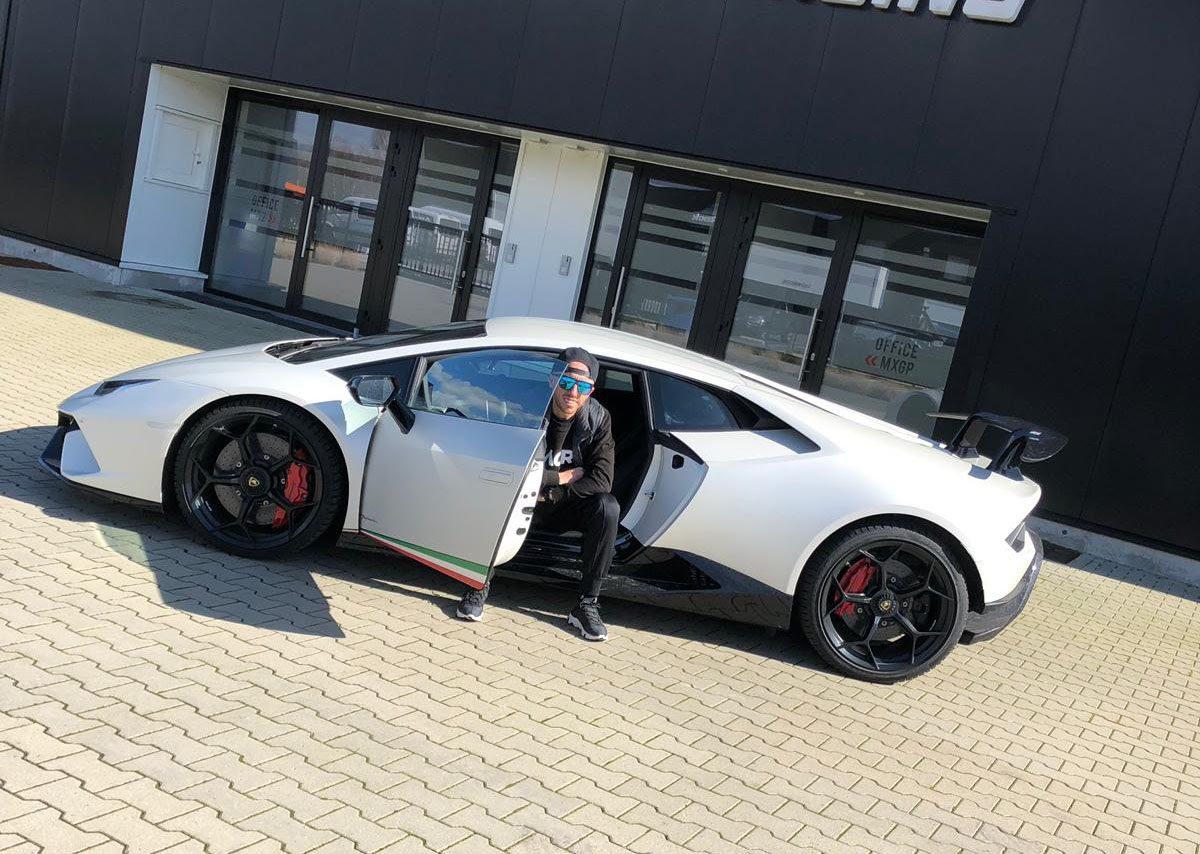 Tony Cairoli / Lamborghini