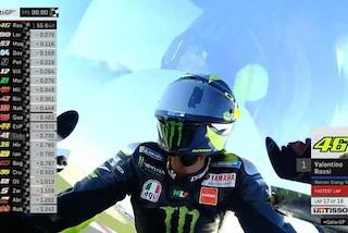 MotoGP, Qatar: Valentino Rossi parte forte, 2° Lorenzo davanti a Marquez