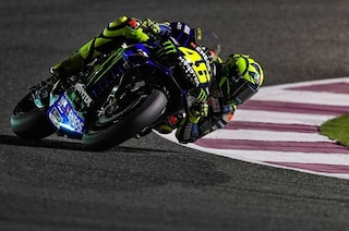"""MotoGP, Valentino Rossi da 1° a quasi ultimo in Qatar: """"Sarà difficile entrare nei dieci"""""""