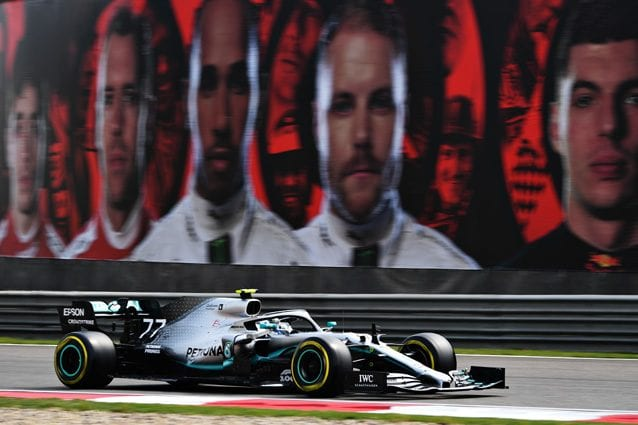 Valtteri Bottas – Getty images