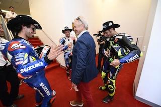 """MotoGP, Schwantz: """"Rossi può battere Marquez e la Honda"""""""