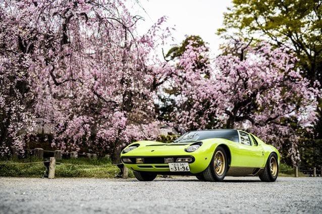 Lamborghini Miura – Credit Remi Dargegen, Lamborghini