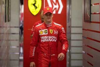 F1, niente test di Barcellona per Mick Schumacher: non sarà al volante della Ferrari