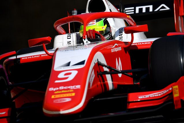 Mick Schumacher – Getty images