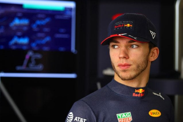 Pierre Gasly – Getty images