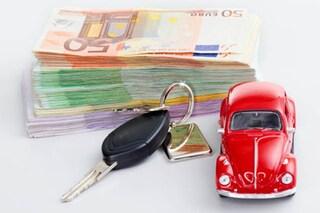 Rc auto in calo, dal 2012 la spesa è diminuita del 25%