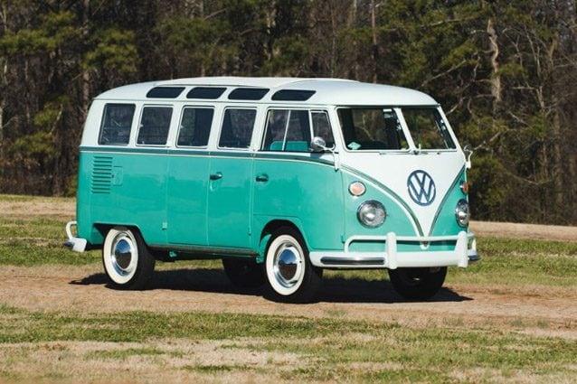 Volkswagen Bulli – @RM Sotheby's