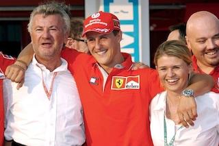 """Michael Schumacher, l'ex manager contro la moglie Corinna: """"Ha paura che dica la verità"""""""