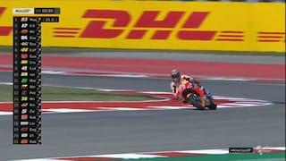 MotoGp Austin, Marquez subito al top ma Vinales è vicino. 5° Rossi