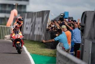 MotoGP, Marquez prova l'aggancio: a Jerez può eguagliare le pole di Rossi in top class