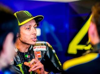 """MotoGP, Valentino Rossi: """"Ho paura, sarà difficile essere nei dieci"""""""