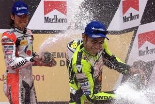 """Norifumi Abe, quel giapponese che ispirò Valentino Rossi: """"Conservo ancora la foto con l'autografo"""""""