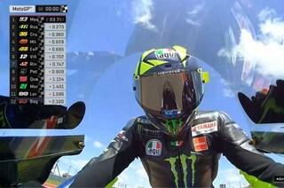 MotoGP, Marquez ancora in pole ad Austin: settima di fila, ma Rossi c'è