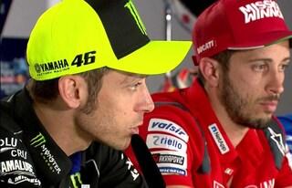 """MotoGP a Jerez nel ricordo di Senna, Valentino Rossi: """"L'incidente sembrò qualcosa di irreale"""""""