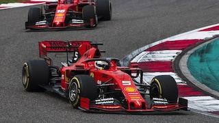 F1, Ferrari con Fuoco nei test di Barcellona. Sull'Alfa Romeo debutta Ilott
