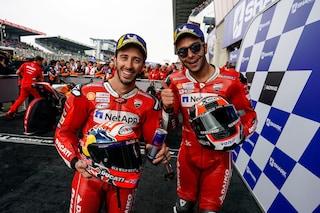 """MotoGP, Dovizioso: """"Grandi aspettative per il Mugello"""""""