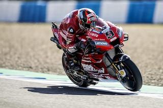 MotoGP Jerez, Petrucci non è un caso. Rossi fuori dai dieci