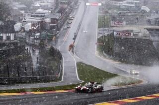 Wec, pioggia e neve non fermano Alonso: lo spagnolo vince anche la 6 Ore di Spa-Francorchamps