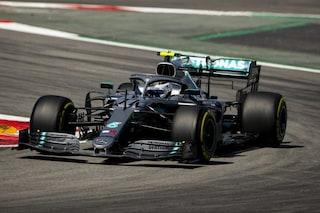 F1 GP Spagna, Prove libere 1: Bottas guida il gruppo, le Ferrari di Vettel e Leclerc vicine