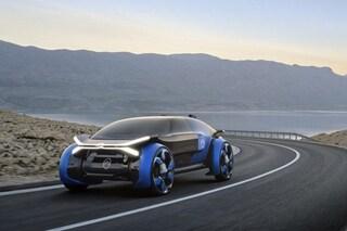 Citroën presenta 19_19 Concept, l'elettrica a guida autonoma per evadere dalla città