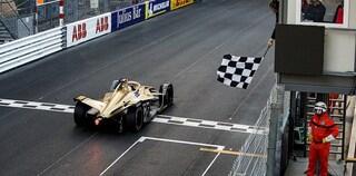 Formula E, a Monte Carlo è bis di Vergne. Primo podio per Massa