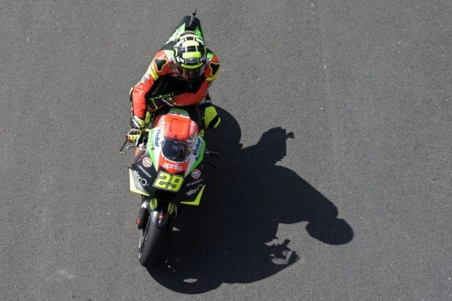 Andrea Iannone / Getty