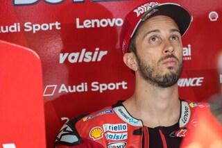 """MotoGP, Ducati veloci ma Dovi finisce fuori dai dieci: """"Siamo solo all'inizio"""""""