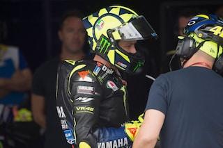 """MotoGP, Valentino Rossi: """"Il problema della Yamaha è il motore"""""""